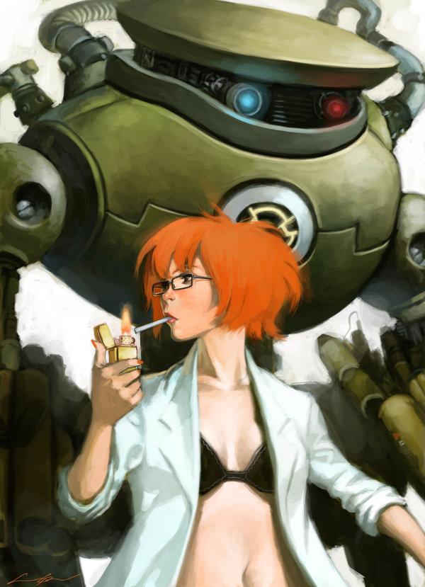 Sexy Scientist